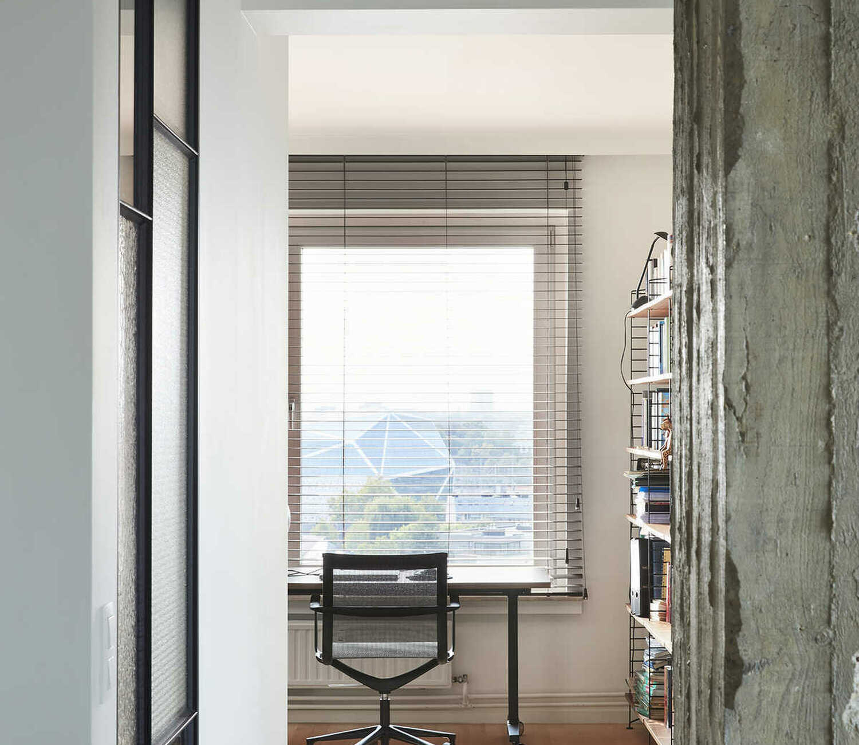 Totaalrenovatie gepland? Voorzie een praktische home office!
