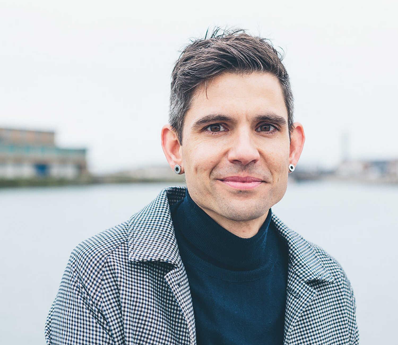 Hannes Coudenys, vlogger en digital creative, aan het woord