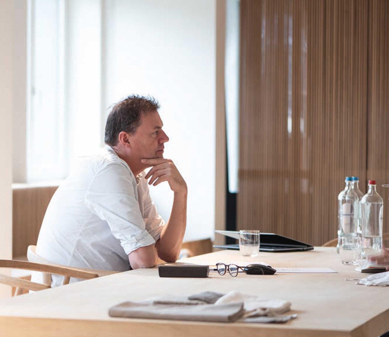 Joost Callens, de CEO die het pad naar de toekomst bewandelt